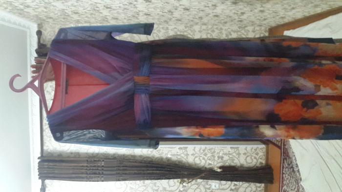 Летнее платье. Состояние отличное. Производство Турция. Торг уместен.. Photo 0