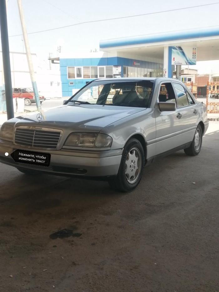 Mercedes-Benz C 180 1996. Photo 1