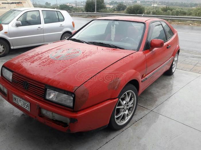 Volkswagen Corrado 1990. Photo 0