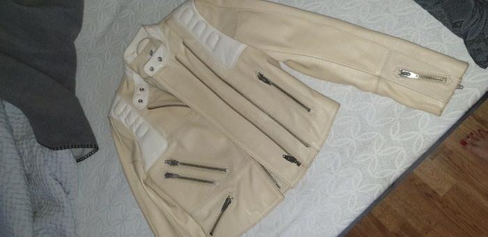 Zenska jakna,prirodna koza S. Photo 0