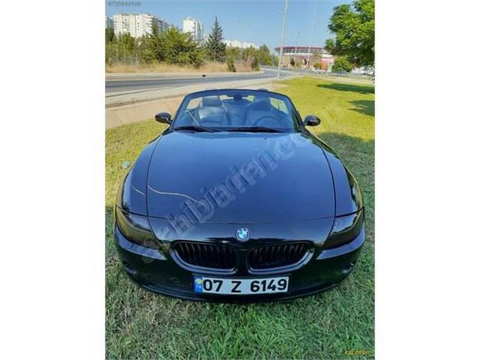 BMW Z4 2003. Photo 3