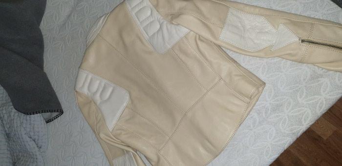 Zenska jakna,prirodna koza S. Photo 2