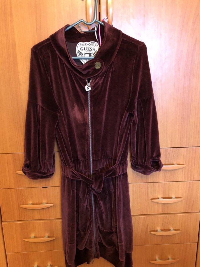 Αυθεντικο guess μποντο βελουτε φορεμα καταλληλο για τις γιορτες που πλησιαζουν!!! Προλαβε το τωρα!!!!
