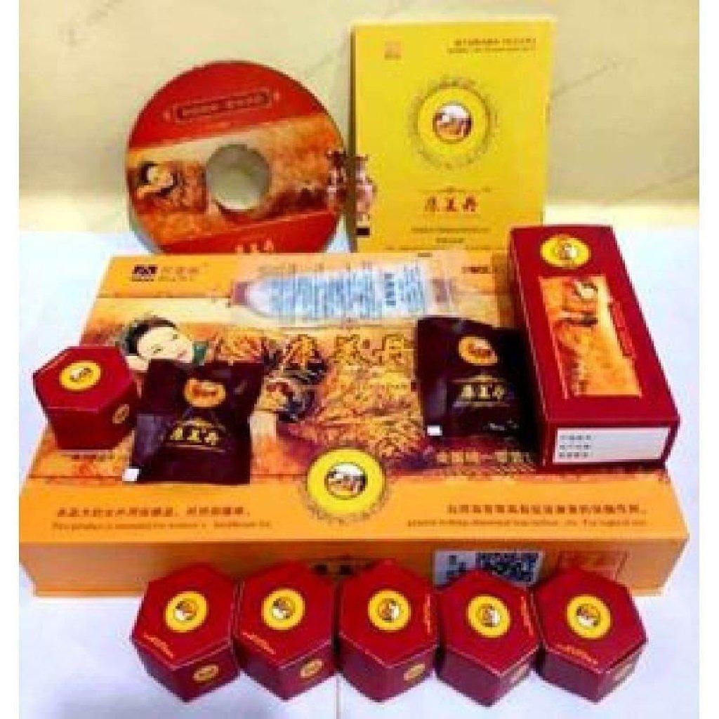 """Лечебно-оздоровительные тампоны """"Kang Mei Bao Luo Dan"""" торговой марки Bang De Li"""
