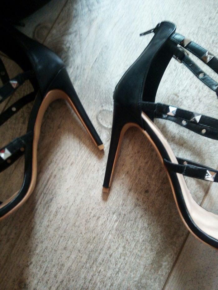 Prelijepe, kozne sandale, broj 39.Nemaju bas nikakva ostecenja. Photo 4