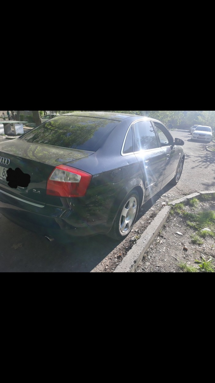 Audi A4 2003. Photo 6