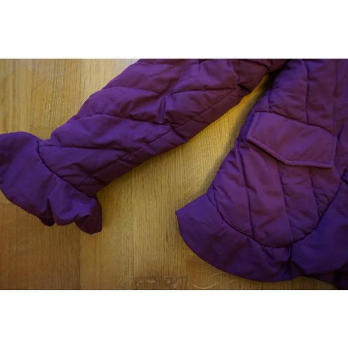 Alouette μπουφαν για 10χρ με μικρη φορμα (για 7-8χρ) . Photo 2