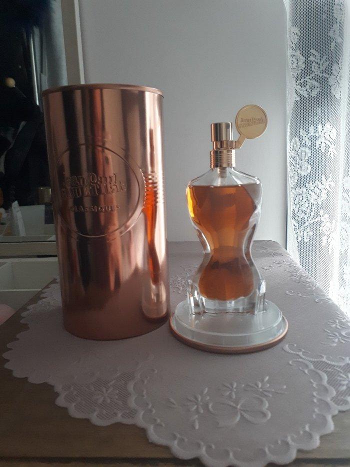 Αρωμα gaultier au de parfum γυναικειo 50ml. Γλυκες νοτες με πολυ μεγαλ. Photo 1