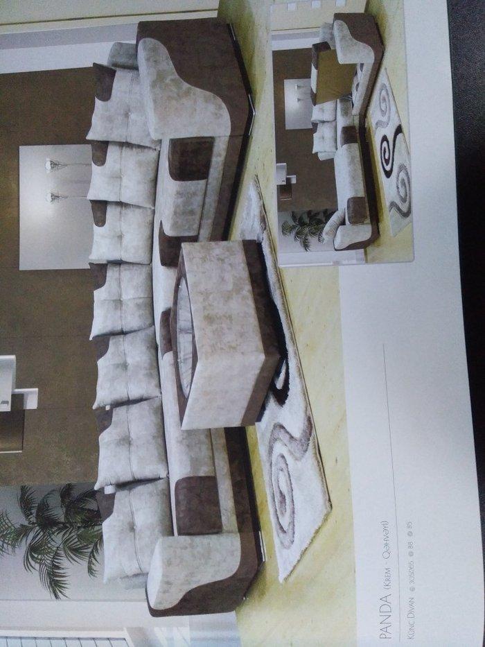 Xırdalan şəhərində PAND KUNC divan Pufik bir basa anbar qiymetine catdirilma ve