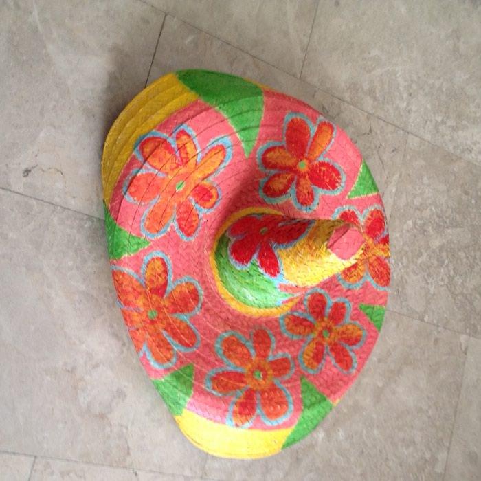 Μεξικάνικα καπέλα (δύο) - Αφόρετα. Για ένδυση ή για decor.. Photo 0