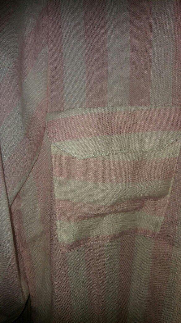 Πουκαμισο βαμβακερο ριγε. medium αφορετο.. Photo 1