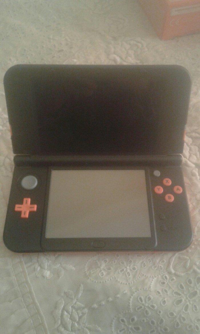 Nitendo 3DS LX NEW ολοκαίνουριο στο κουτί του με πένα και 4 κάσετες Su. Photo 3