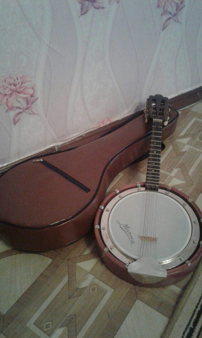 Гитара Банджо, производства Германии. Б/у. Photo 0