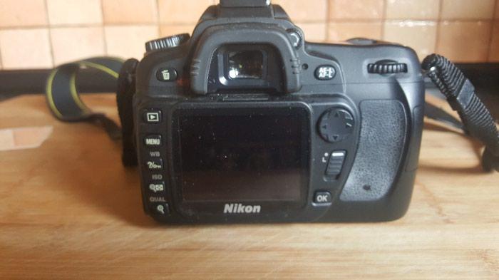 Nikon d80 ελαφρος Μεταχειρισμένη δώρο το τσαντάκι ΤΙΜΉ 250. Photo 1