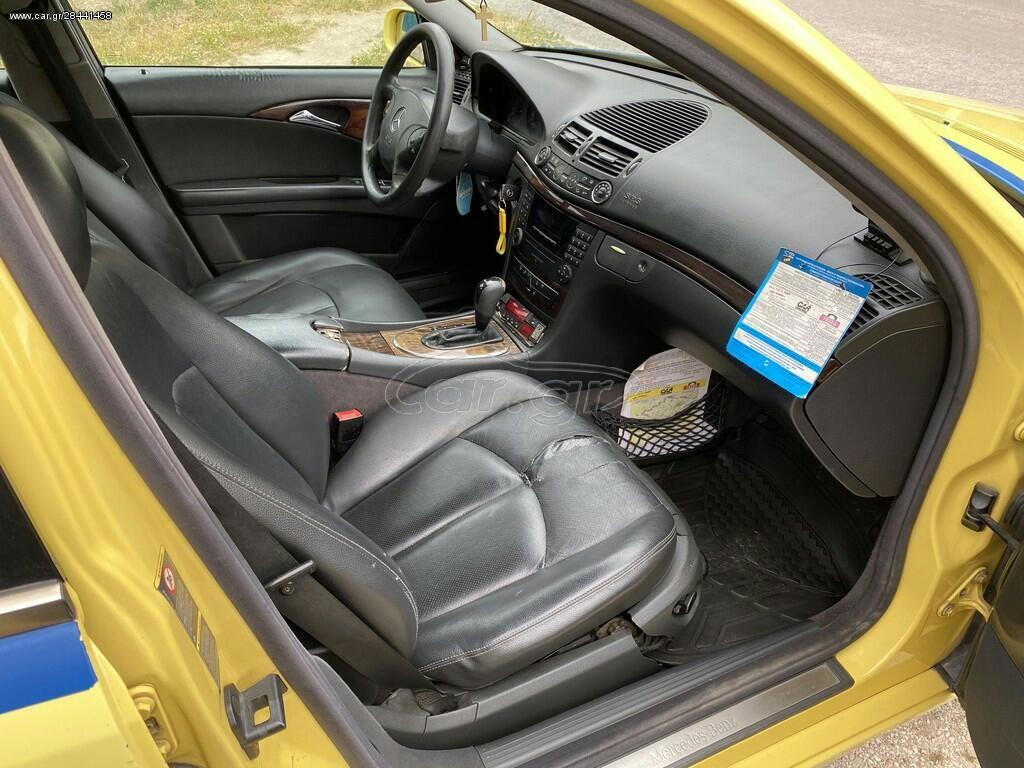 Mercedes-Benz E 220 2.2 l. 2003 | 900400 km