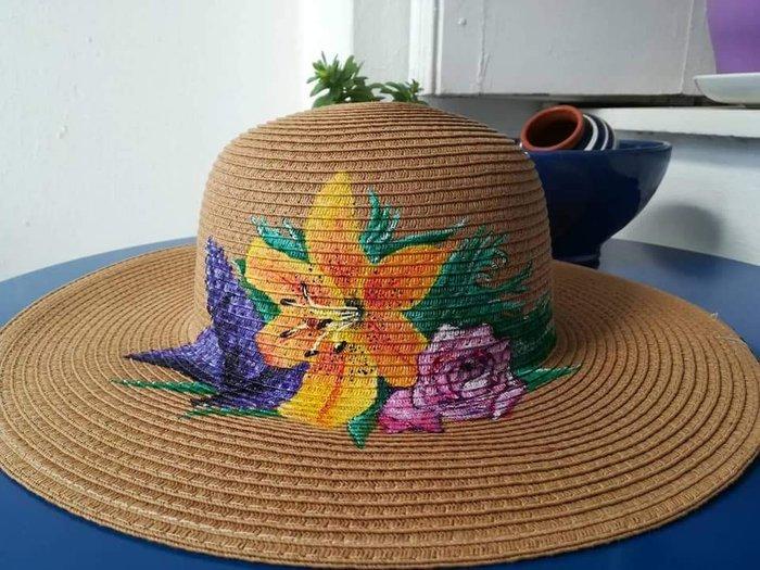 Καπέλο χειροποίητο!!!! σε Χαλάνδρι