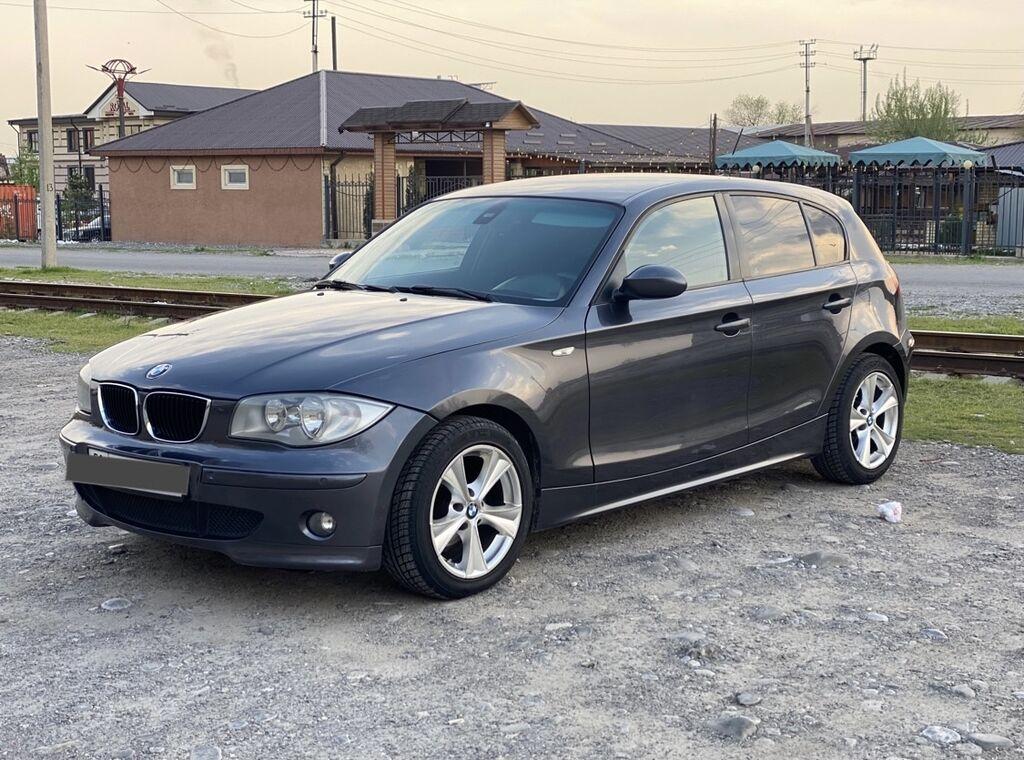 BMW 118 2 л. 2005 | 210000 км: BMW 118 2 л. 2005 | 210000 км
