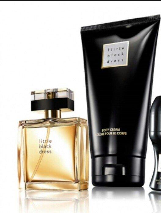 Little black dress parfem (50ml) i losion za telo. Novo - Paracin
