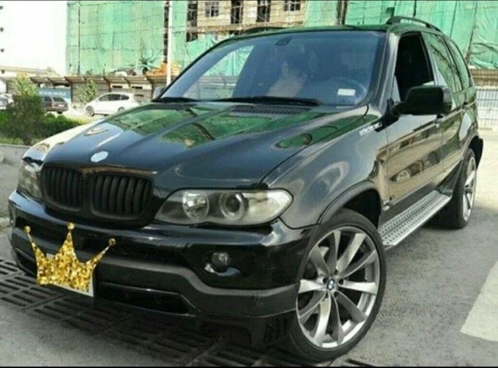 BMW X5 M 4.4 л. 2004 | 2250005 км: BMW X5 M 4.4 л. 2004 | 2250005 км