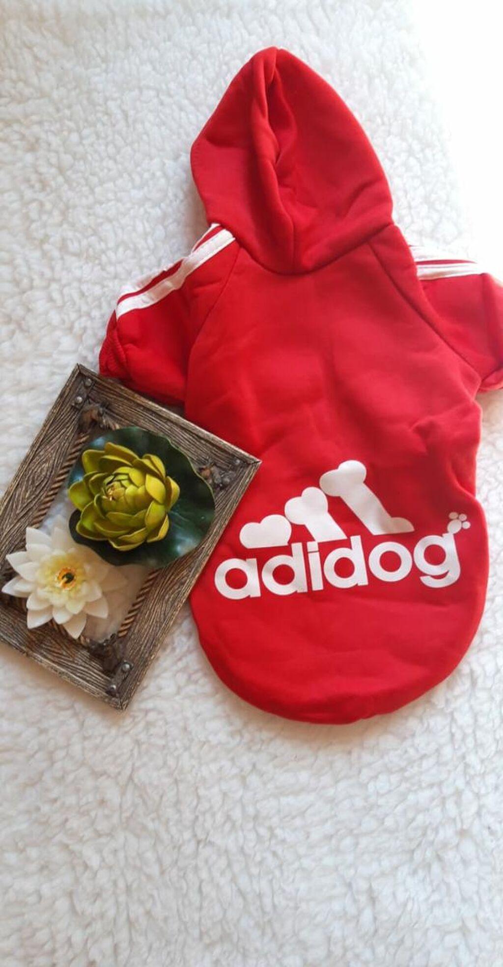 Adidog duksevi za pse -1000 din
