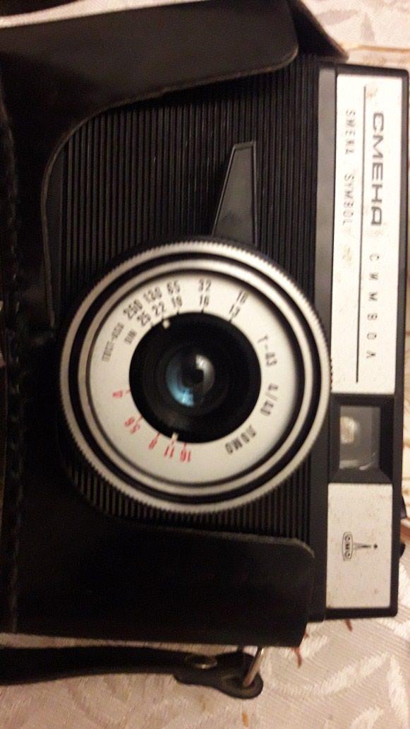 SMENA fotoaparat.. Photo 1