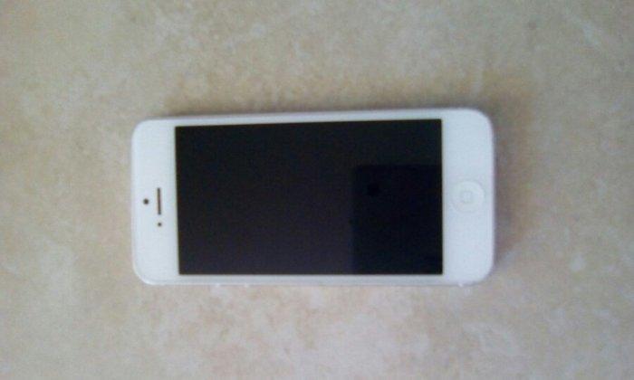 IPhone 5. Photo 4