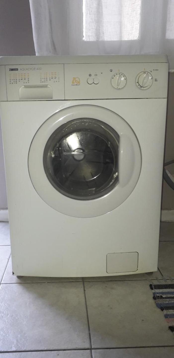 Front Αυτόματο Πλυντήριο Zanussi 5 kg.. Photo 2