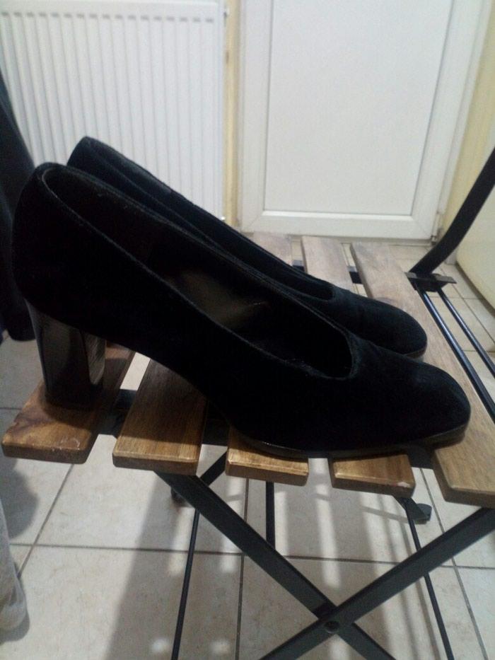Cipele Bruno Magli br 40, ocuvane. Stikla 7cm.. Photo 2