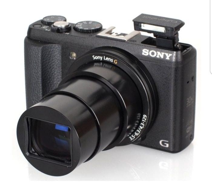 Sony profisional premium fotoaparat