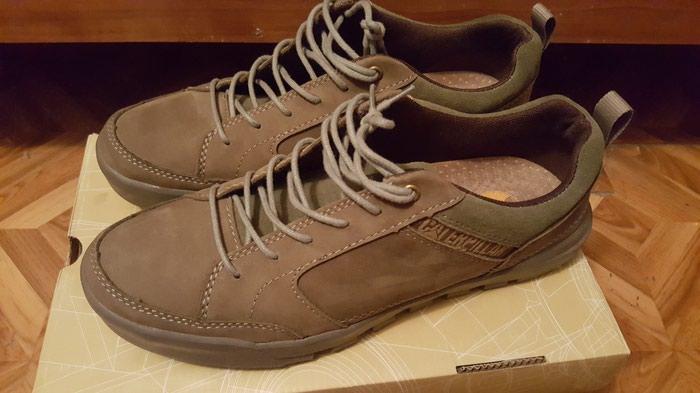 08f4cd85 CAT, Новые, фирменные, 42 размер, цвет Хаки, ботинки, кроссовки ...