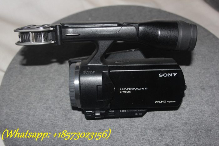 Sony Nex-vg20h Interchangeable Lens Hd Handycam Camcorder в Московский