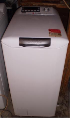 Αυτόματο Πλυντήριο Hoover 8 kg.. Photo 0