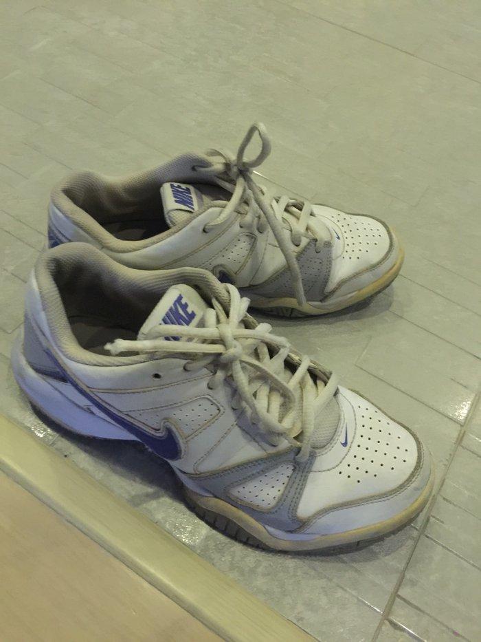 Кроссовки для тенниса 37 размер. Photo 0
