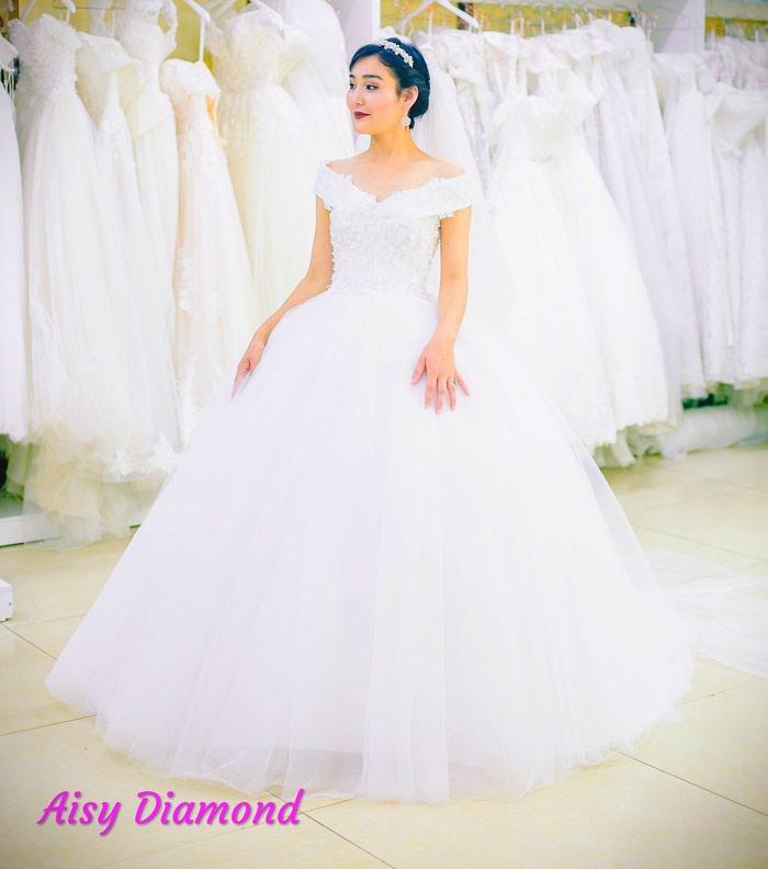 ff564b019e7 Свадебный Салон! - Договорная в Бишкеке  Свадебные платья и ...