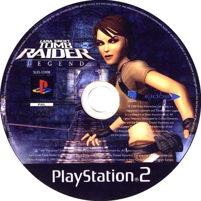 Bakı şəhərində Tomb Raider - Legend.Ps2 üçün.Yenidir.Sayı çoxdur.