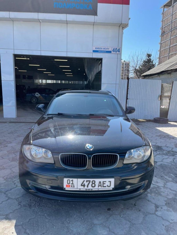 BMW 116 1.6 л. 2010 | 150 км: BMW 116 1.6 л. 2010 | 150 км