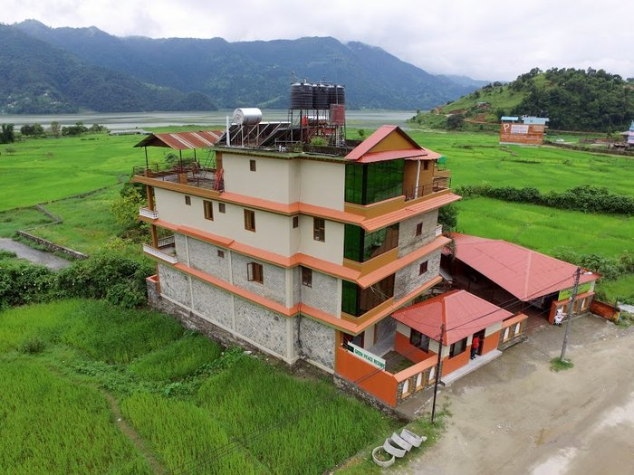 Green Peace Resort is Located North of Lake side 900 meter out from in Pokhara