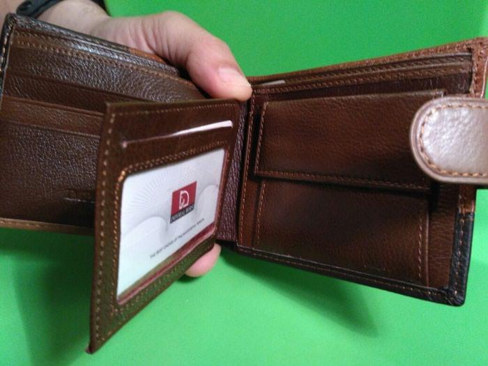 Ανδρικό πορτοφόλι. Photo 3