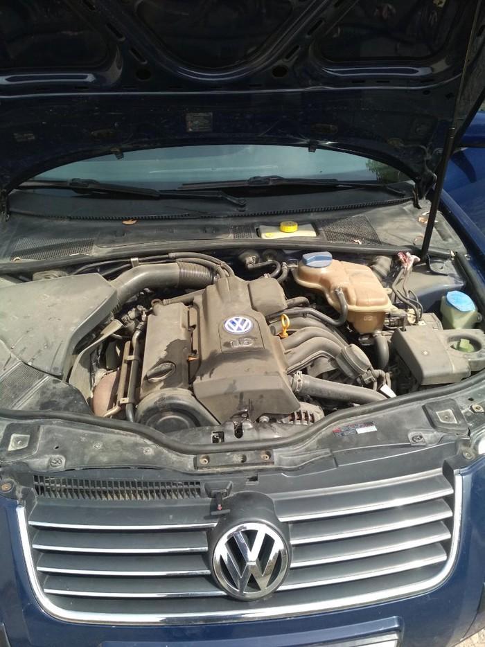 Volkswagen Passat 2001. Photo 2