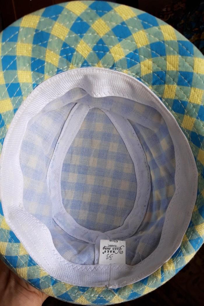 Продаю шляпу для мальчика 8-9 лет. Photo 2
