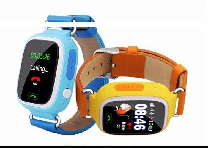 Smart baby watch q90 Детские👦👧 gps часы-телефон q90⌚ – новая модель, в Бишкек