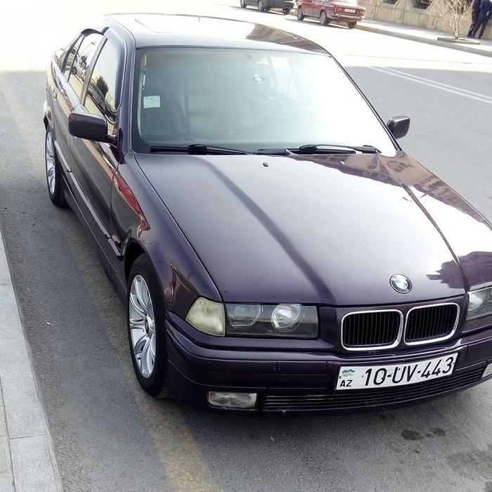 BMW 316 1994. Photo 0