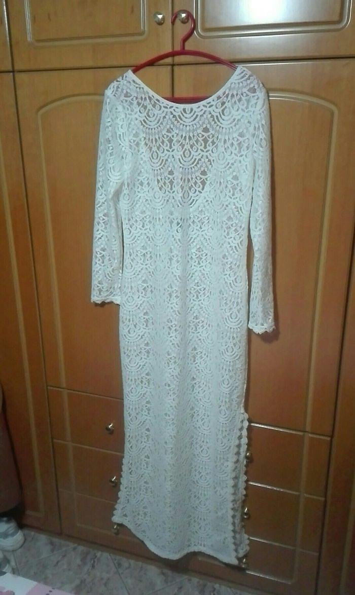 Φόρεμα μακρύ δαντέλα medium large σε Λαμία