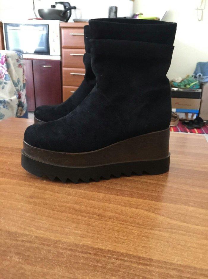 Δίπατο μποτάκι της εταιρίας Noco shoes.Νο.40. Photo 1