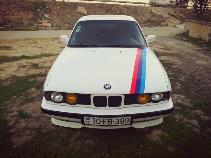 BMW 525 1990. Photo 0