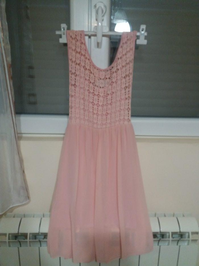 Roza haljinica za leto - Stara Pazova
