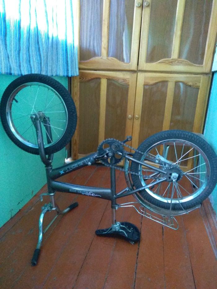 Uşaq velosipedi, normal vəziyyətdə. Photo 1