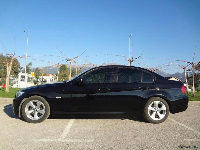 BMW 320 2011. Photo 4