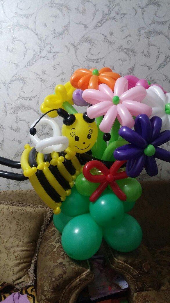 Пчёлка из ШАРОВ!!!. Photo 1