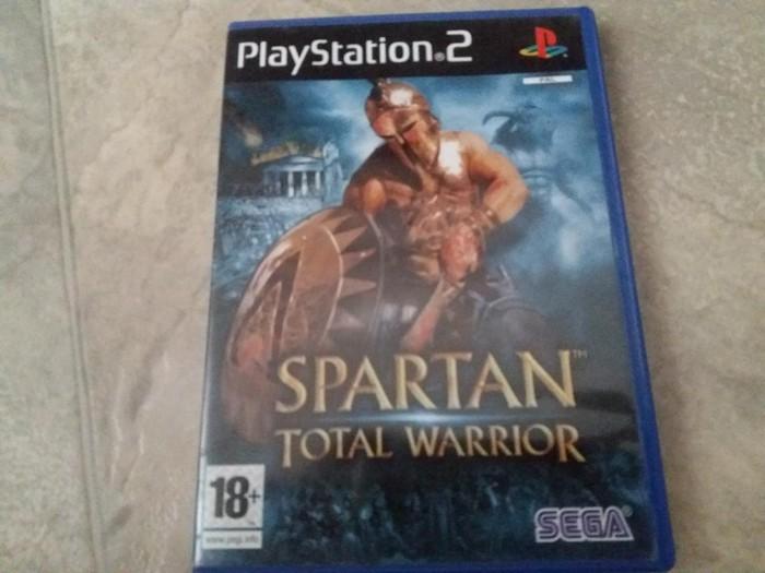 Spartan για το ps2. Photo 1
